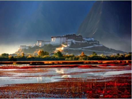 Tibet tour -Everest-Namucuo 9 Days