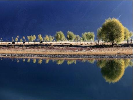 Tibet tour Lhasa-Ranwu lake-Namtso 8 Days