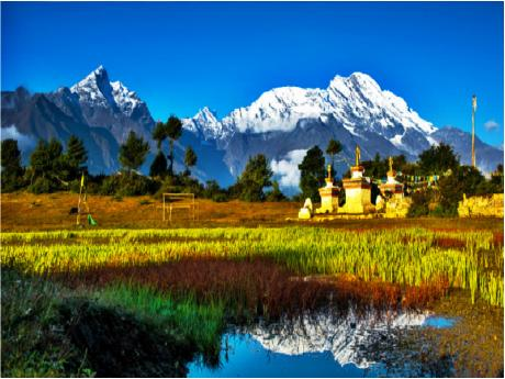 Lhasa-Gilon-Everest-Namsto 9 Days
