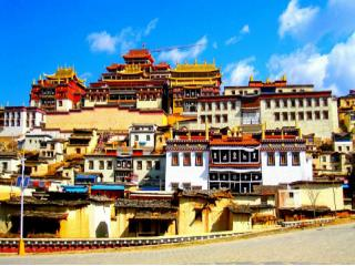 Yunnan-Modog-Lhasa-Everest-Namtso 16 Days